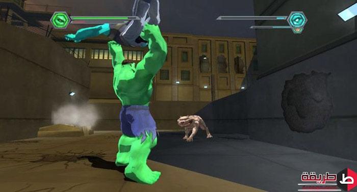 تنزيل لعبة الرجل الأخضر 1