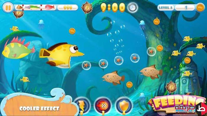 تنزيل لعبة السمكة 3