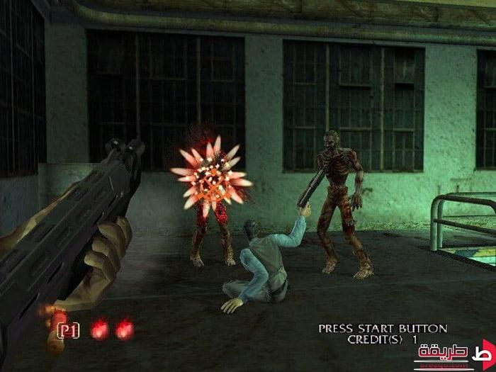تنزيل لعبة بيت الرعب 3
