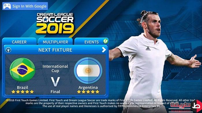 تنزيل لعبة دريم ليج 2019