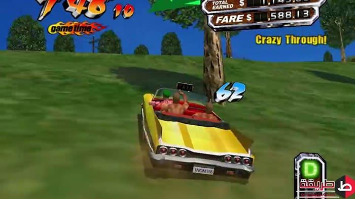 تنزيل لعبة كريزي تاكسي 3