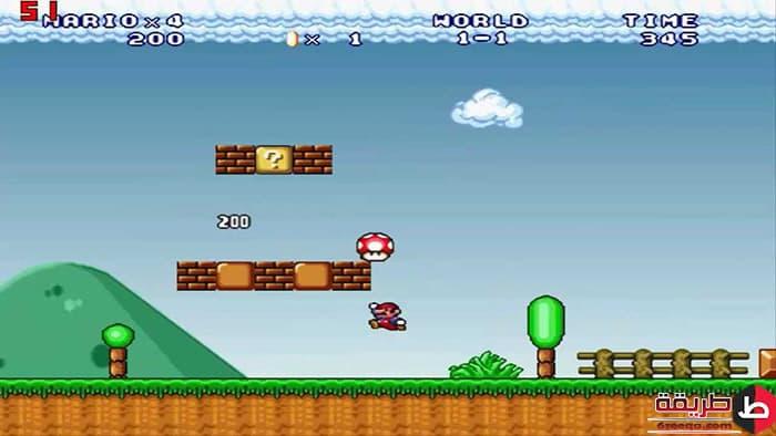 تنزيل لعبة ماريو