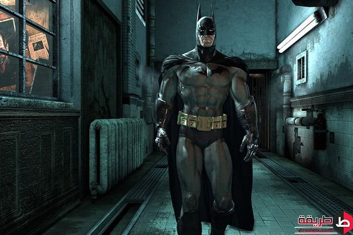 تنزيل لعبة Batman Arkham Asylum