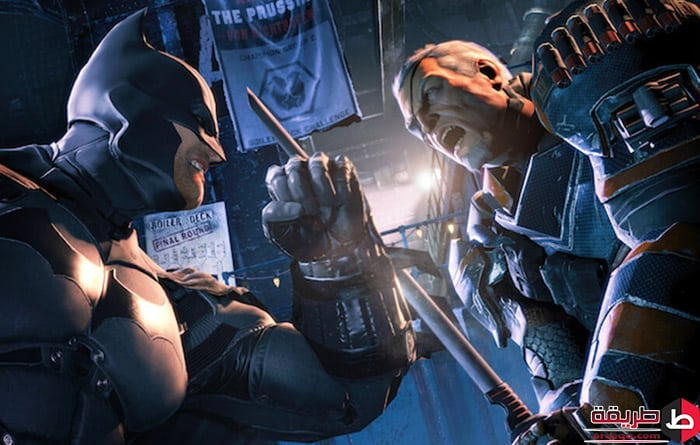 تنزيل لعبة Batman Arkham City