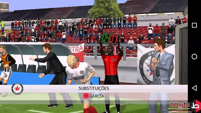 تحميل لعبة 2017 Dream League Soccer للكمبيوتر