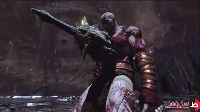 تنزيل لعبة God Of War 2