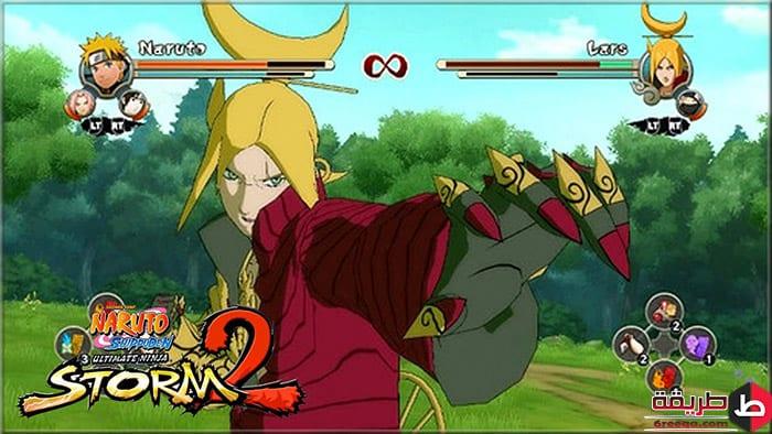 تنزيل لعبة Naruto Storm 2