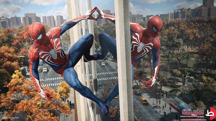 تحميل لعبة 5 Spider Man للكمبيوتر