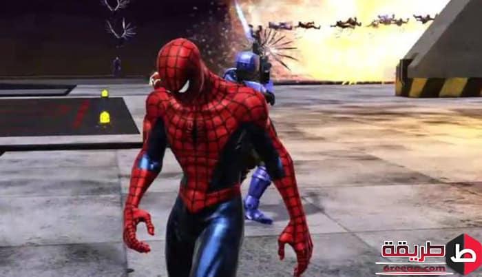 تنزيل لعبة Spider Man 8