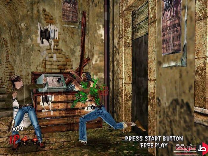 تنزيل لعبة The House Of The Dead 2