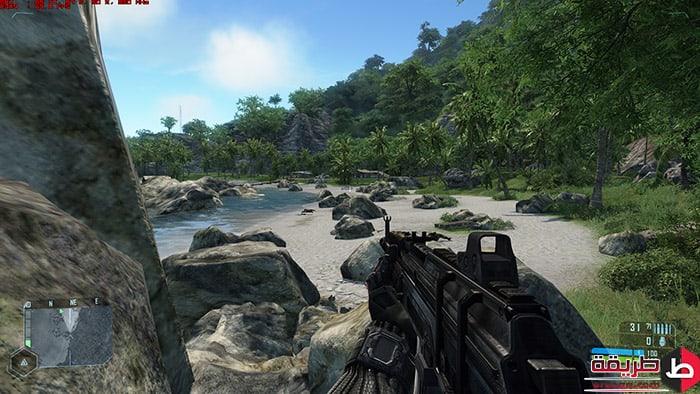تحميل لعبة Crysis 1