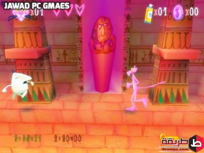 تحميل لعبة Pink Panther