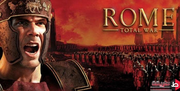 تحميل لعبة Rome Total War 1