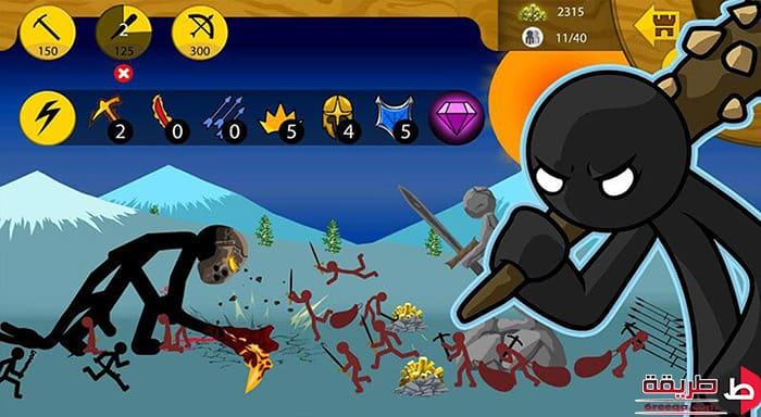 تحميل لعبة Stick War Legacy