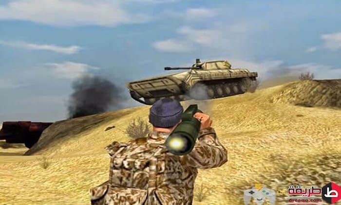 تحميل لعبة Storm Desert 1