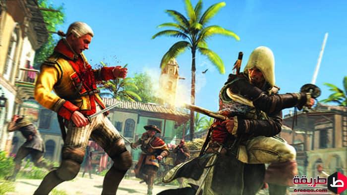تحميل لعبة assassin's creed 4