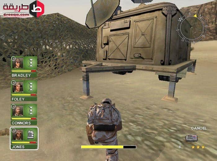تحميل لعبة عاصفة الصحراء 5