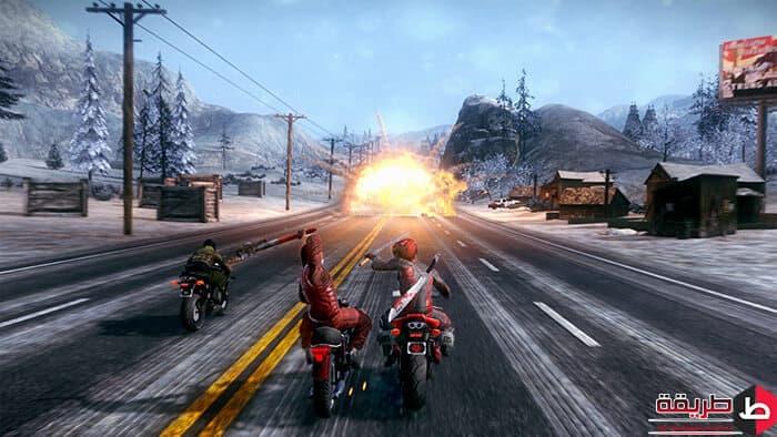 تحميل لعبة Road Redemption للكمبيوتر