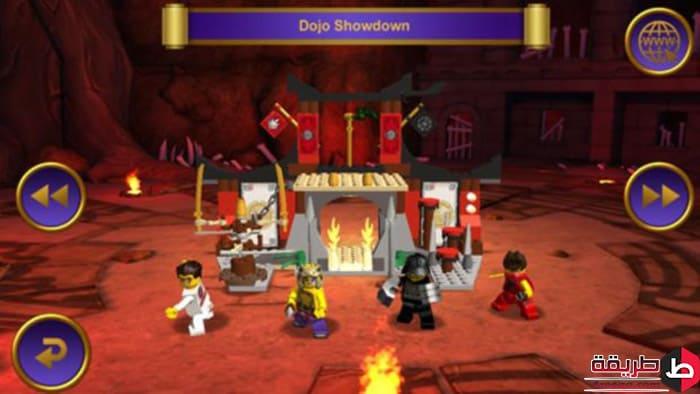 تحميل Lego Ninjago Tournament