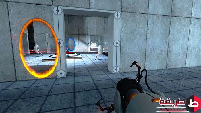تحميل لعبة Portal 1 للكمبيوتر