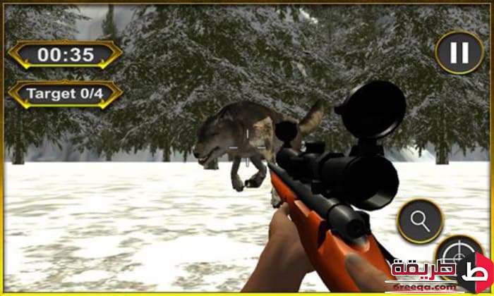 تنزيل لعبة صيد الحيوانات