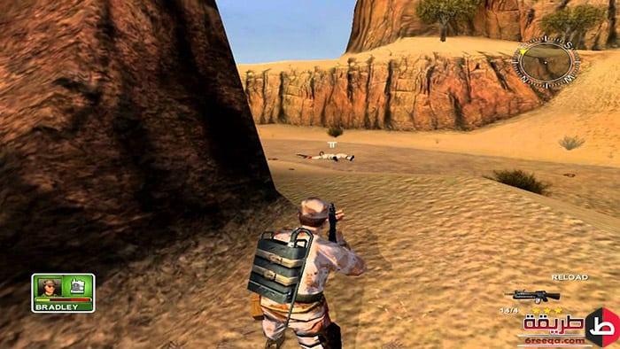 تنزيل لعبة عاصفة الصحراء 1