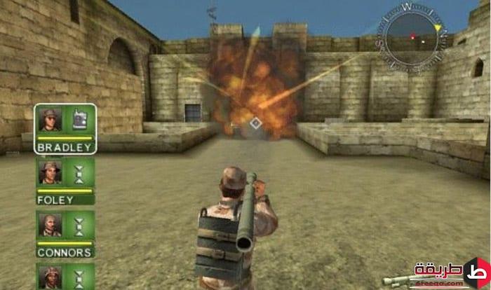 تحميل لعبة 4 Desert Storm للكمبيوتر