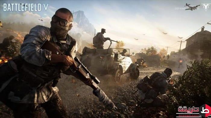 تنزيل لعبة Battlefield V