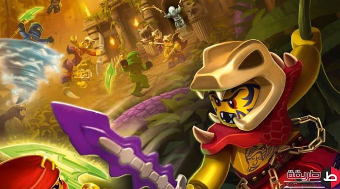تنزيل لعبة Lego Ninjago Tournament