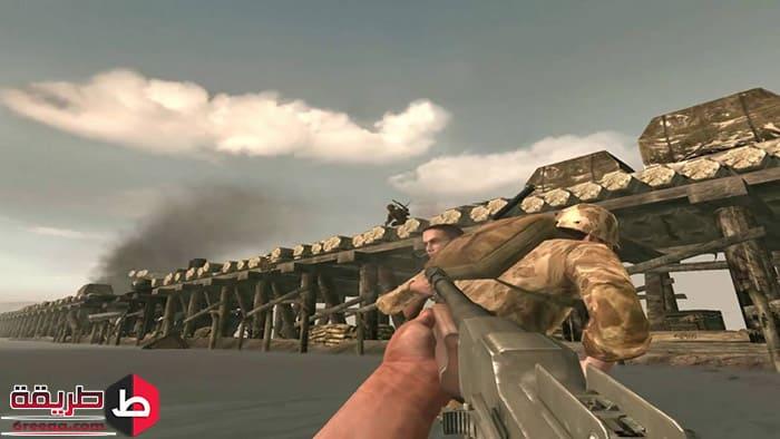 تنزيل لعبة Medal of Honor Pacific Assault