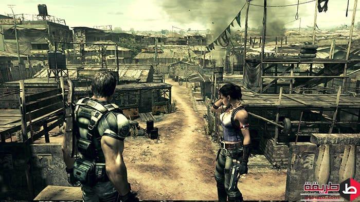 تنزيل لعبة Resident Evil 5