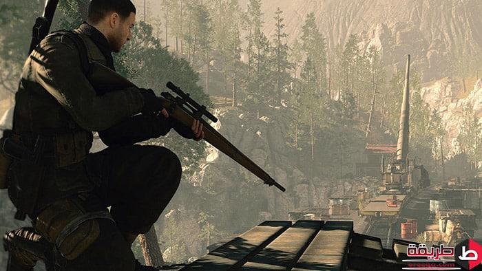 تنزيل لعبة Sniper Elite 4