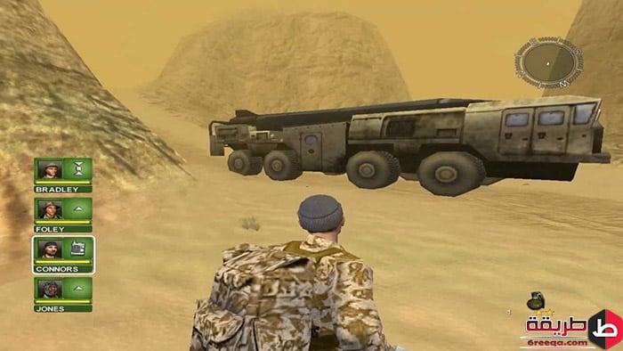 تنزيل لعبة Storm Desert 1