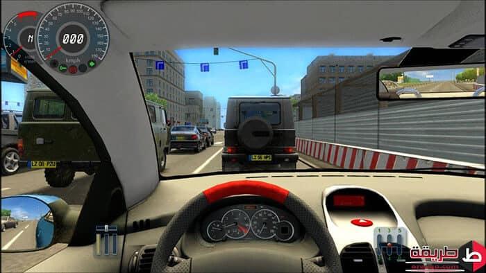 تنزيل لعبه City Car Driving
