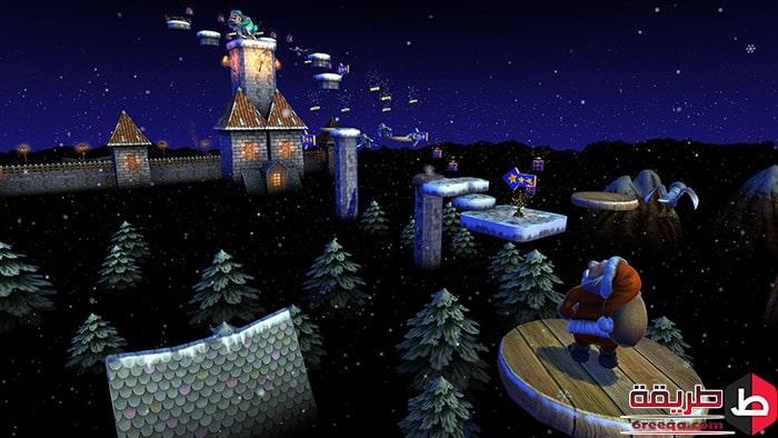تحميل لعبة بابا نويل