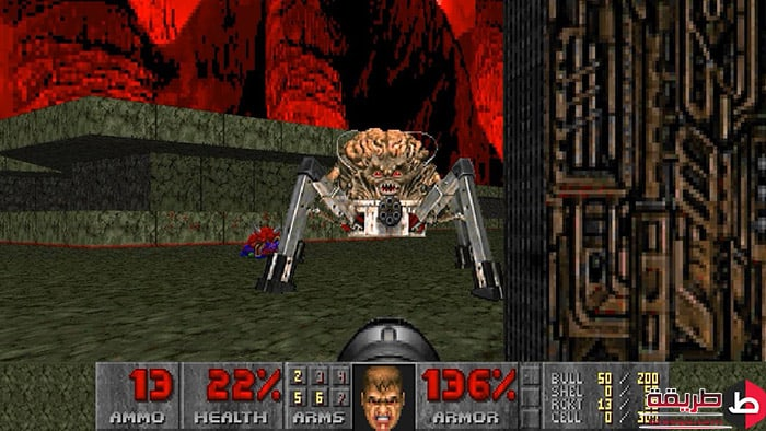 تحميل لعبة Doom 1