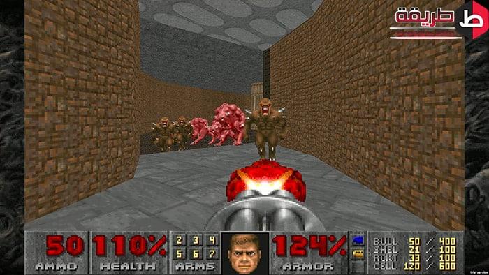 تحميل لعبة Doom 2