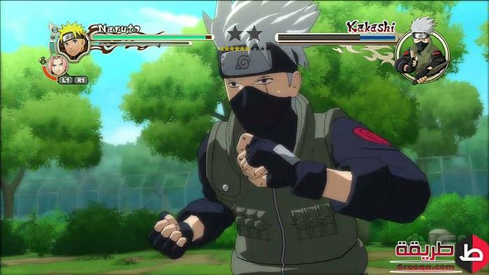 تحميل لعبة Naruto 2