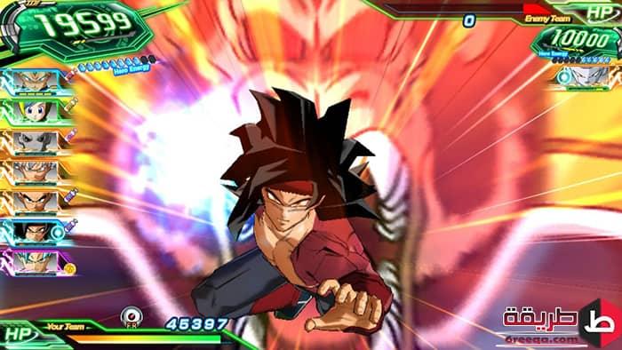تحميل لعبة Super Dragon Ball Heroes