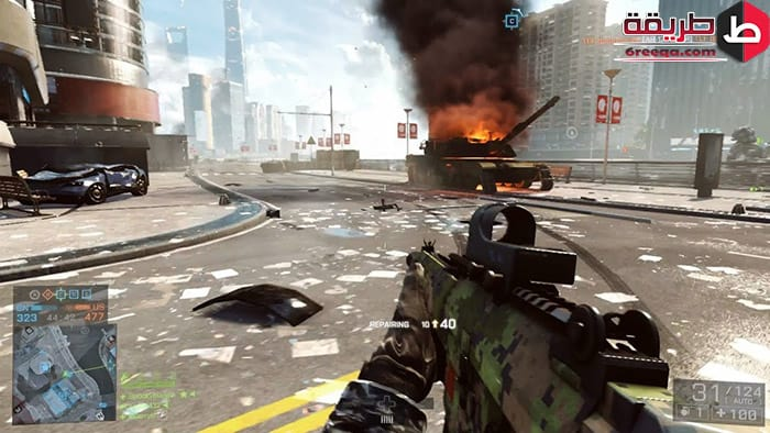 تحميل لعبه Battlefield