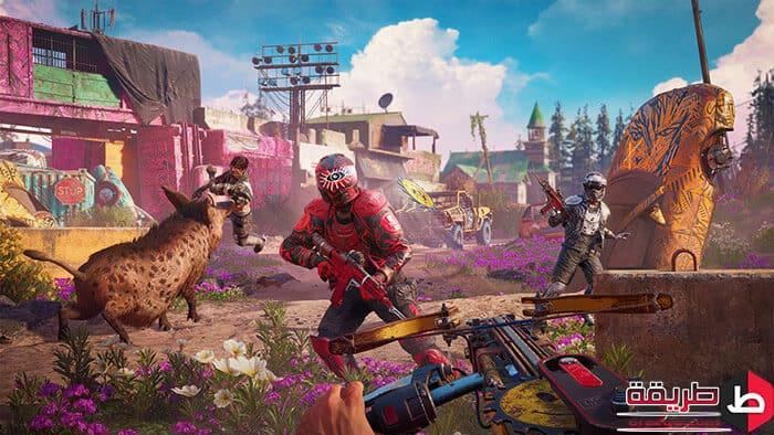 تحميل لعبة Far Cry New Dawn للكمبيوتر