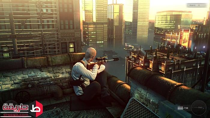 تحميل لعبه Hitman Sniper Challenge