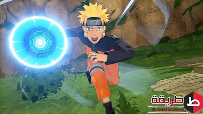 تحميل لعبه Naruto