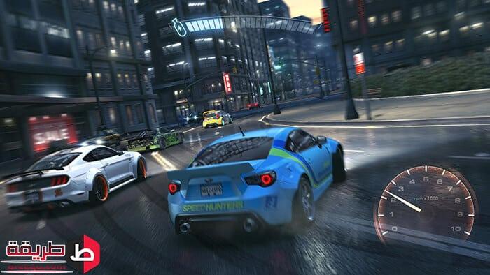 تحميل لعبه Need For Speed No limits