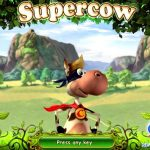 تحميل لعبه Super Cow