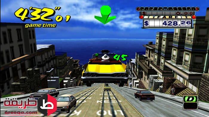 تحميل Crazy Taxi 1