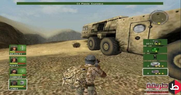تنزيل لعبة Conflict Desert Storm 4 للكمبيوتر