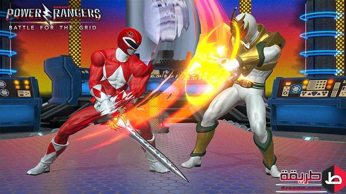 تنزيل لعبة Power Rangers