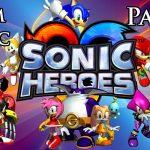 تنزيل لعبة Sonic Heroes