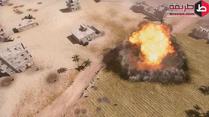 تحميل لعبة Syrian Warfare للكمبيوتر